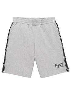 ea7-emporio-armani-boys-tape-logo-shorts-grey-marl