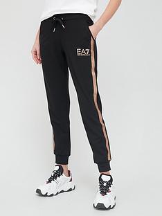 ea7-emporio-armani-glitter-tape-joggers-black