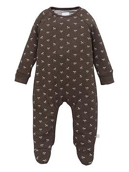 the-little-tailor-unisex-baby-super-soft-jersey-sleepsuit-charcoal