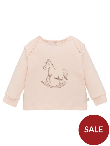 the-little-tailor-baby-girls-super-soft-jersey-chest-print-top-peach