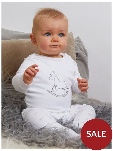 the-little-tailor-unisex-baby-super-soft-jersey-chest-print-top-white