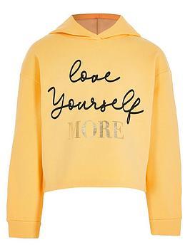 river-island-girls-love-yourself-hoody-yellow