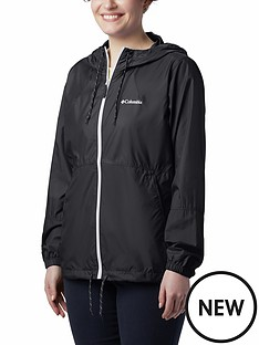 columbia-flash-forward-windbreaker-black