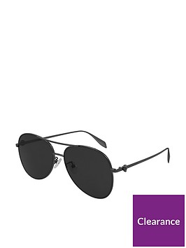 alexander-mcqueen-sunglasses-pilot-sunglassesnbsp-nbspgrey