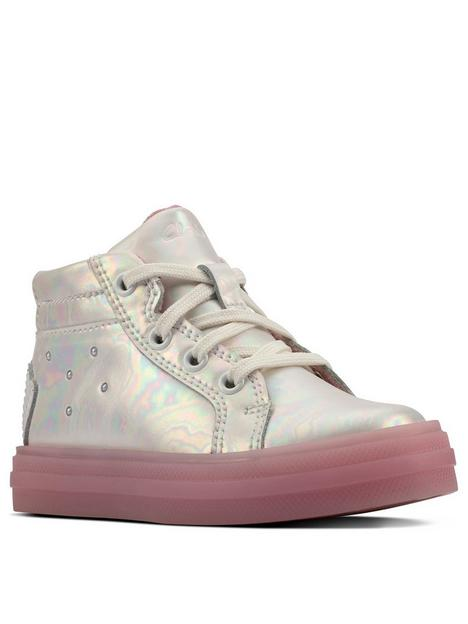 clarks-clarks-flare-shell-toddler-high-top-trainer