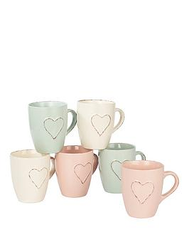 set-of-6-heritage-heart-mug-set