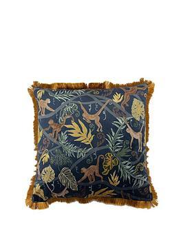riva-home-monkey-forrest-cushion