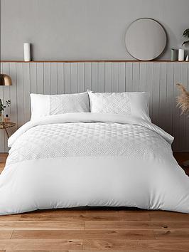 silentnight-chevron-duvet-cover-set-white