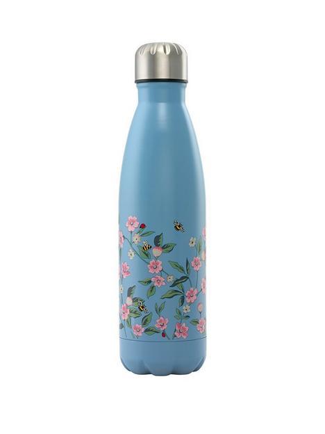 cath-kidston-grenwich-flowers-metal-water-bottle