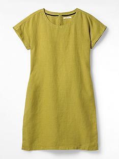 white-stuff-tie-linen-dress-olive