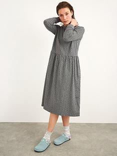 white-stuff-spotty-sweat-dress-grey