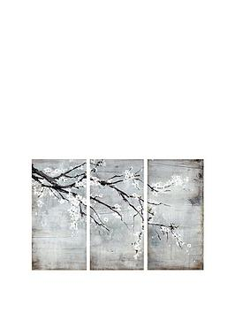 arthouse-blossom-willow-tree-3-piecenbspcanvas-wall-art