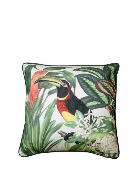 arthouse-tropical-toucan-cushion