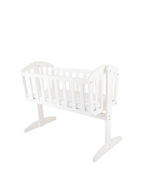 east-coast-vienna-swinging-crib-with-mattress