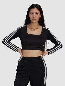 adidas-originals-long-sleeve-crop-t-shirt-black