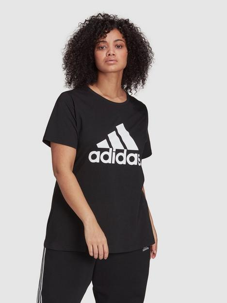 adidas-adidas-essentials-big-logo-tee-plus-size