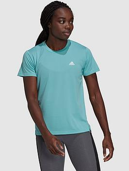 adidas-3-stripes-aeroready-t-shirt-mint