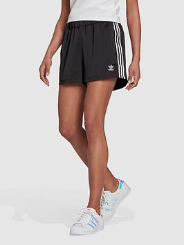 adidas-originals-satin-shorts-black
