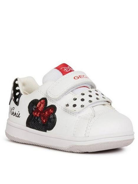 geox-baby-flick-minnie-trainers-white
