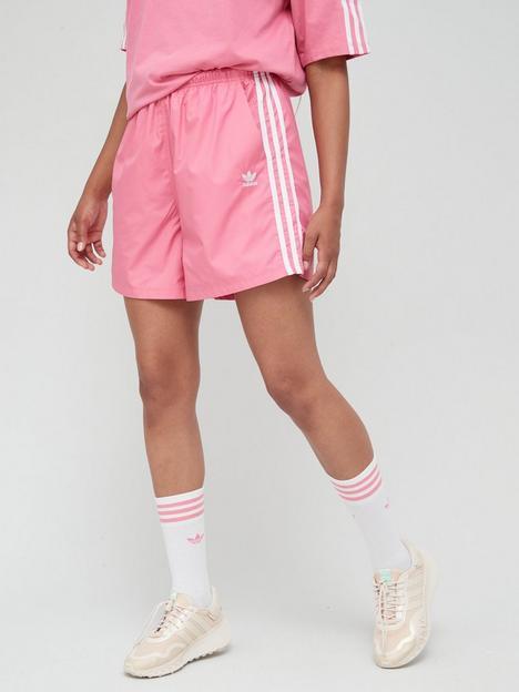 adidas-originals-long-shorts-pink