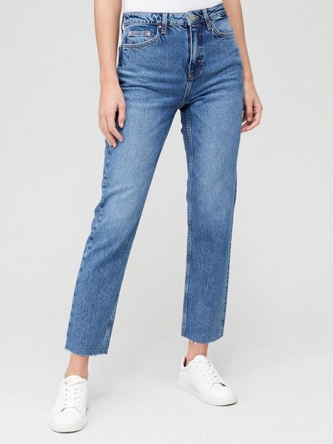 v-by-very-premium-high-waist-straight-jean-mid-wash