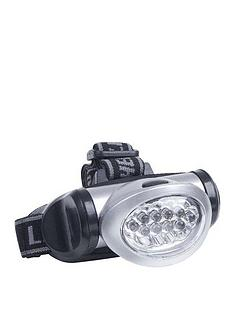 headlamp-with-8-white-2-red-leds