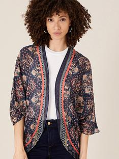 monsoon-heritage-print-cocoon-cover-up-navy