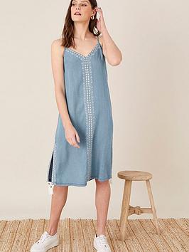 monsoon-embroidered-slip-dress-denim-blue