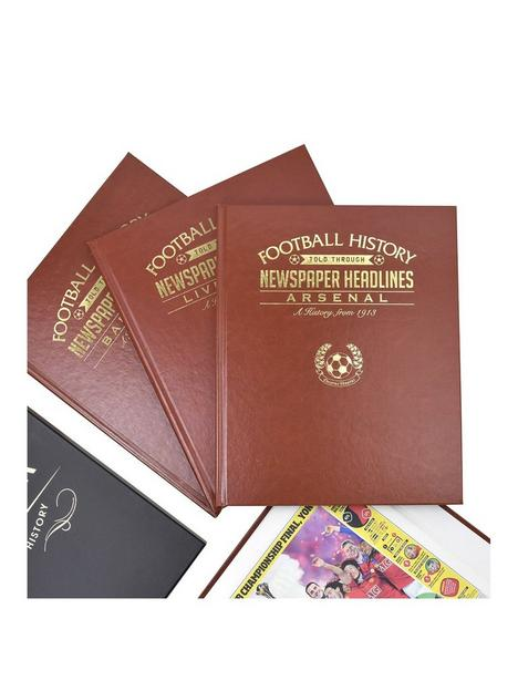 signature-gifts-personalised-a4-football-book