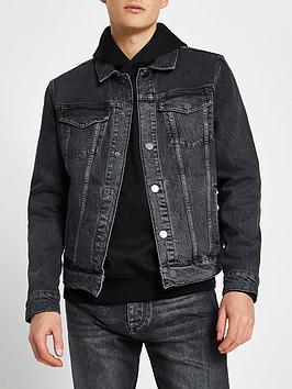 river-island-premium-classic-jacket-black
