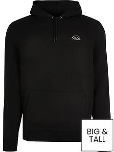 river-island-big-amp-tallnbspri-script-hoodie-black