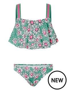 monsoon-girls-sew-daisy-print-frill-bikini-green