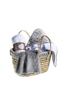 clair-de-lune-marshmallow-babys-firstnbspmoses-gift-set-grey