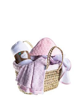 clair-de-lune-marshmallow-babys-firstnbspmoses-gift-set-pink