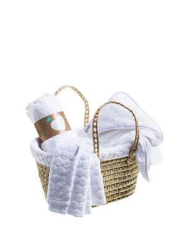 clair-de-lune-marshmallow-babys-first-moses-gift-set-white