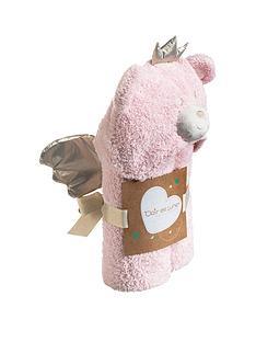 clair-de-lune-little-bear-hooded-blanket-pink
