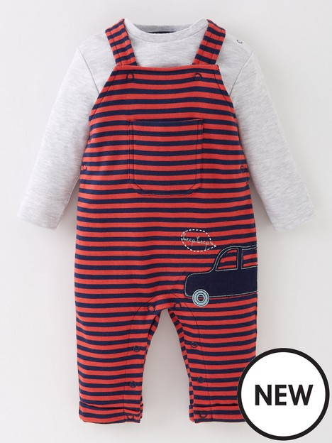 mini-v-by-very-baby-boys-stripe-loopback-dungaree-and-t-shirt-set-multi