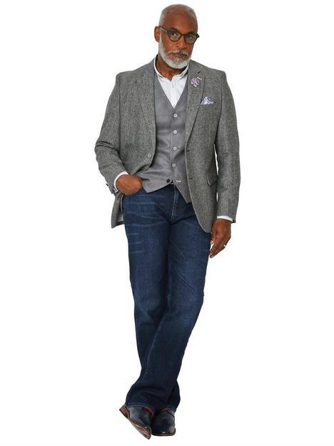 joe-browns-touch-of-class-blazer--nbspgrey