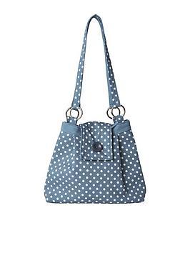 joe-browns-sweet-vintage-polka-dot-bag-blue