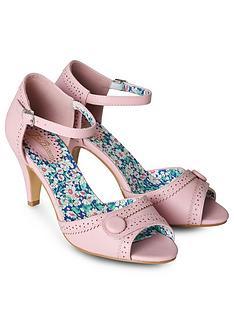 joe-browns-twice-as-nice-heeled-sandals-pinknbsp