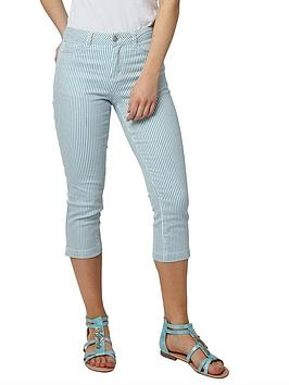 joe-browns-stripe-capri-pants