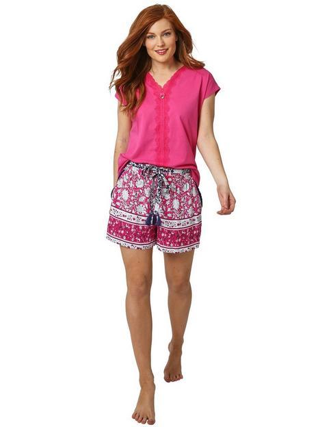 joe-browns-printed-lounge-shorts