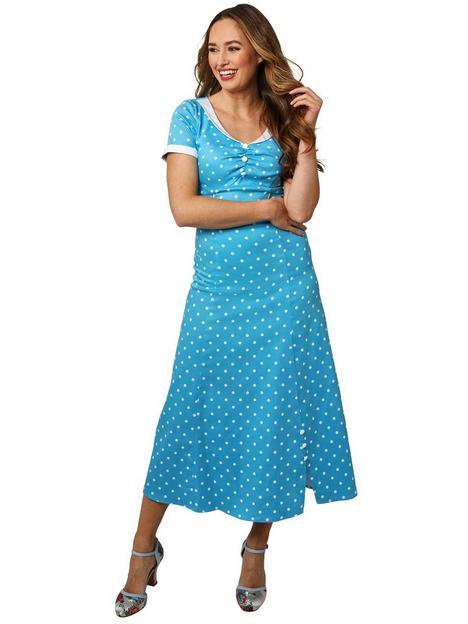 joe-browns-spot-the-curls-dress-blue
