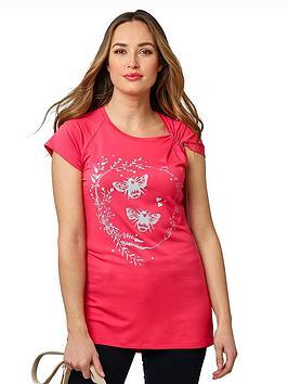 joe-browns-happy-bee-t-shirt-pink