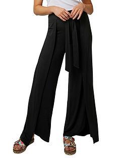 joe-browns-wrap-style-trousers-black