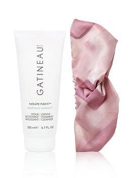 gatineau-therapie-purete-mineraux-marins-foaming-cleanser-200ml-with-free-satin-headband