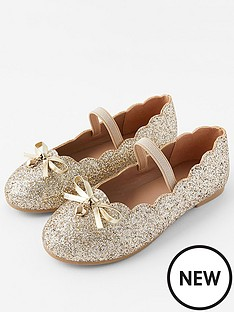 accessorize-girls-scallop-ballerina-shoes-gold
