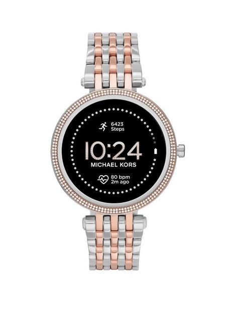 michael-kors-michael-kors-gen-5e-darci-smartwatch-two-tone-stainless-steel