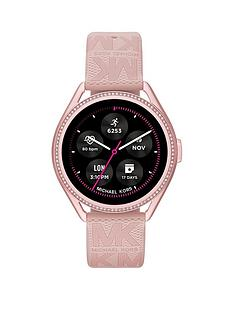 michael-kors-michael-kors-gen-5e-mkgo-smartwatch-blush-rubber