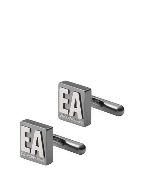 emporio-armani-logo-cufflinks